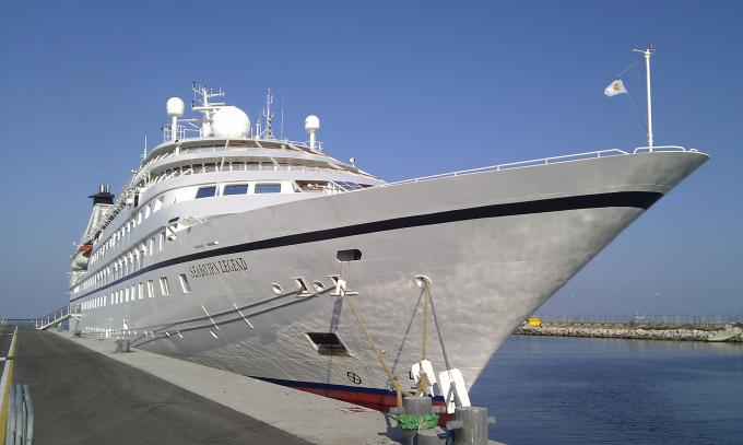 HAQZ Blog - Cruise ship speed